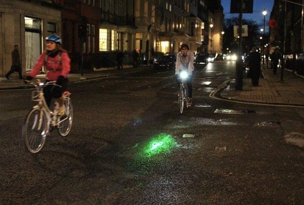 Blaze Bike Light