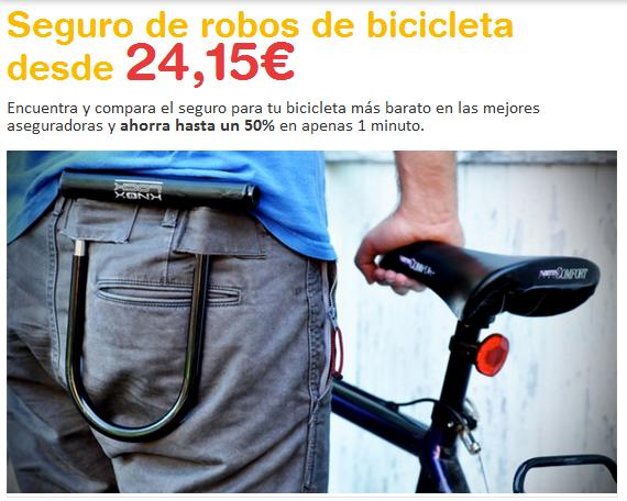 Seguros de robo biciplan