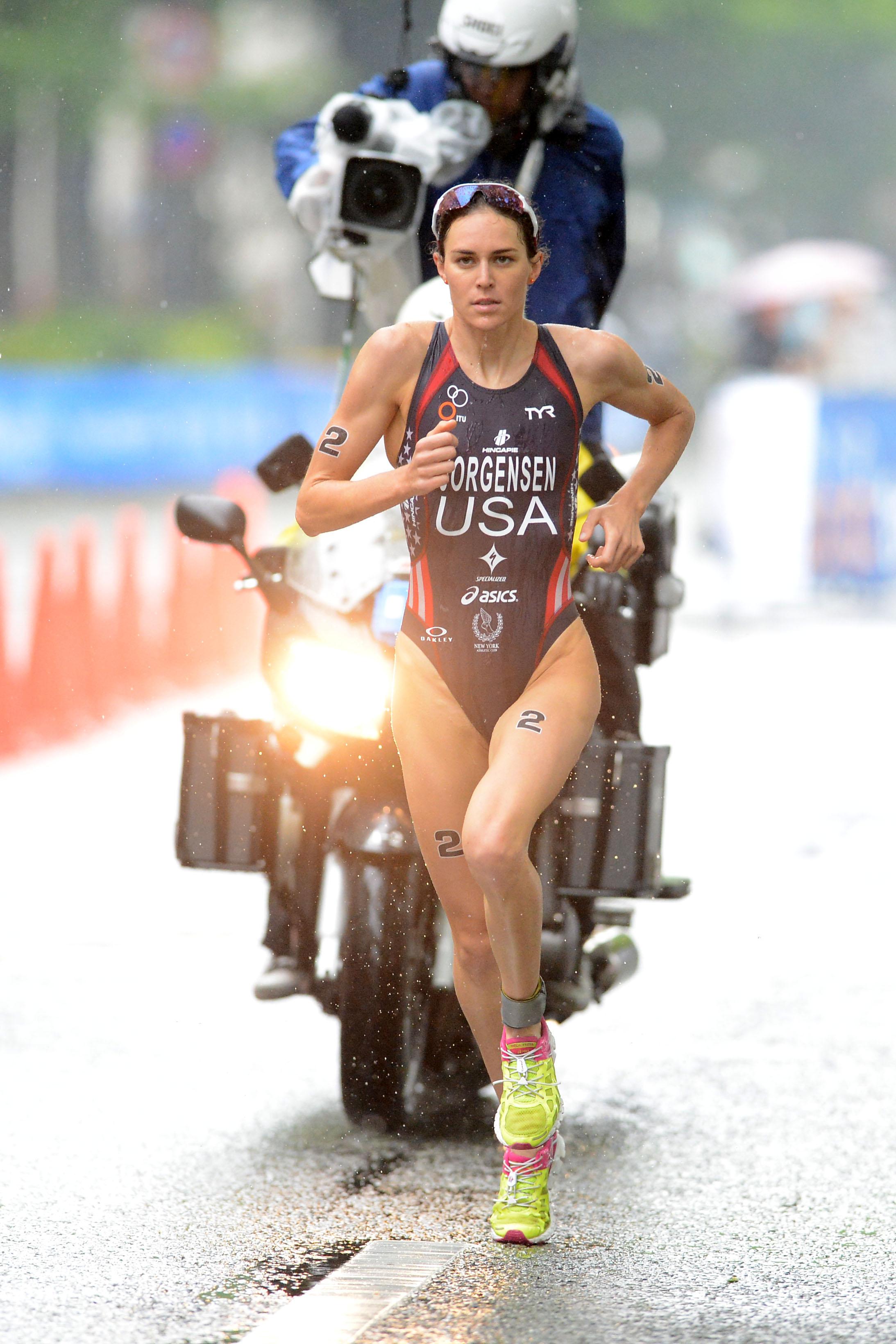 Triatlón carrera