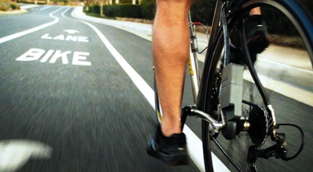 bicicleta con ATOM