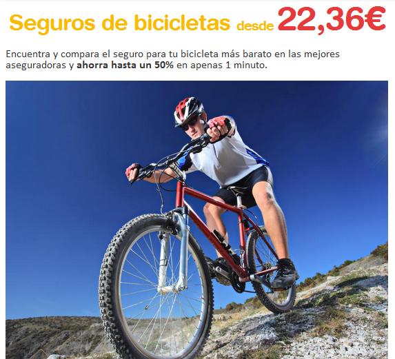 Seguros para bicicletas biciplan