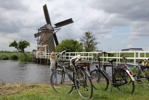 Ciudades antíguas de Holanda