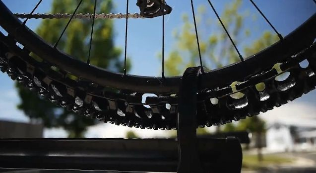 AIRLESS BICYCLE TIRES BY BRIAN RUSSELL