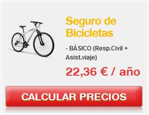 Seguros de bicicletas biciplan comparador