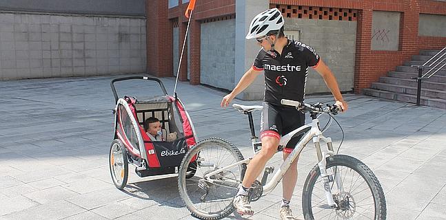 Diferentes sillitas para llevar a los ni os en la bici - Vender garaje ...