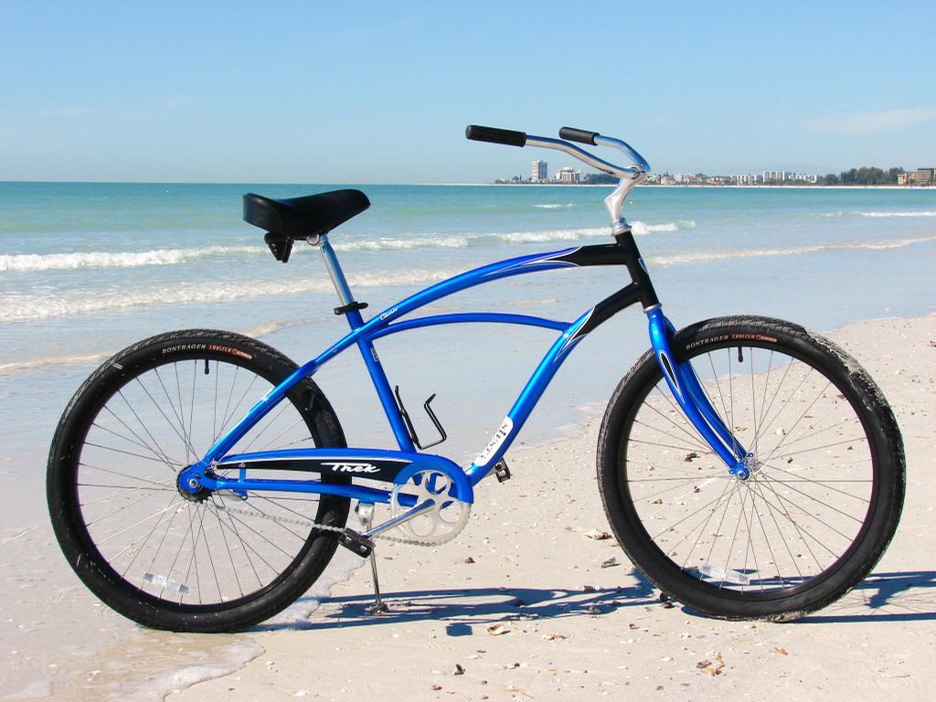 Cruiser, la bicicleta playera