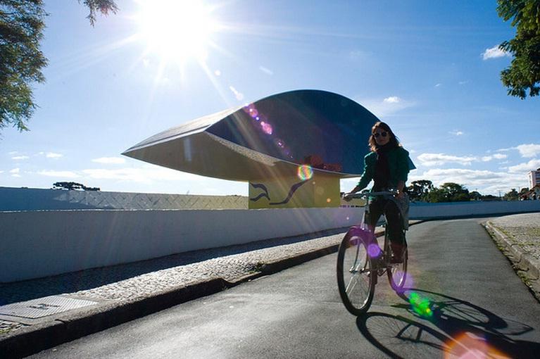 Bici Curitiba Fuente: viajala.com.co