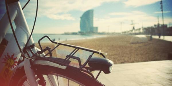 Bici en Barcelona Fuente: casatortillabarcelona.com