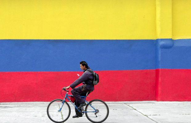 Bici Bogotá Fuente: taringa.net