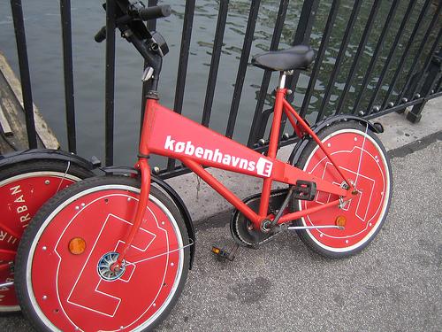Bici Copenhage  Fuente: 3viajes.com
