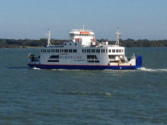 lymington ferry Fuente: tripadvisor.co.uk