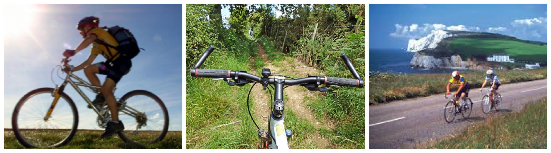 Isla de Wight sobre ruedas Fuente: visitengland.com//isle-of-wight-visit.com//islandcottageholidays.com