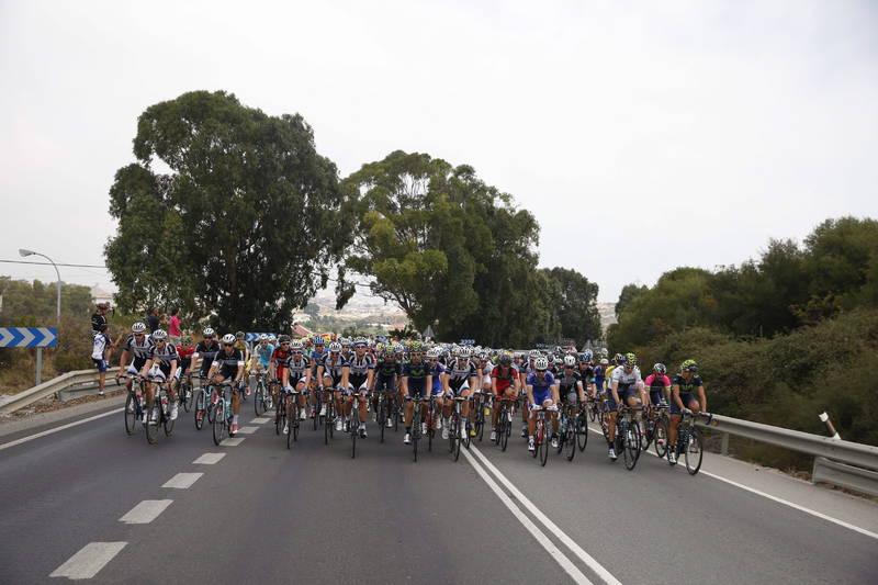 Vuelta España  Fuente: www.heraldo.es