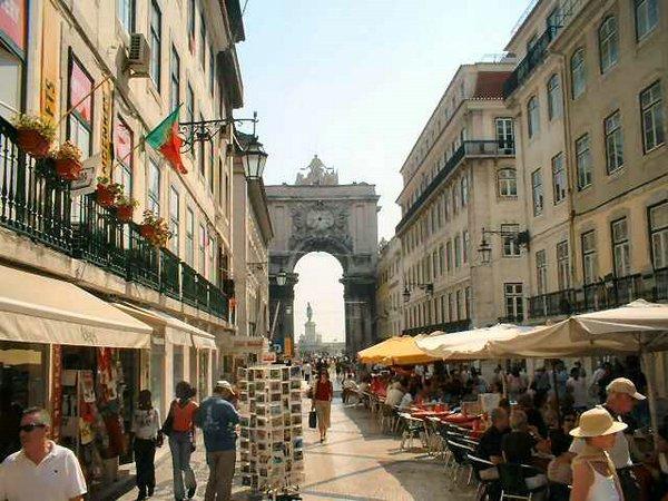 Lisboa en bici Fuente:  viajartodounmundo.wordpress.com