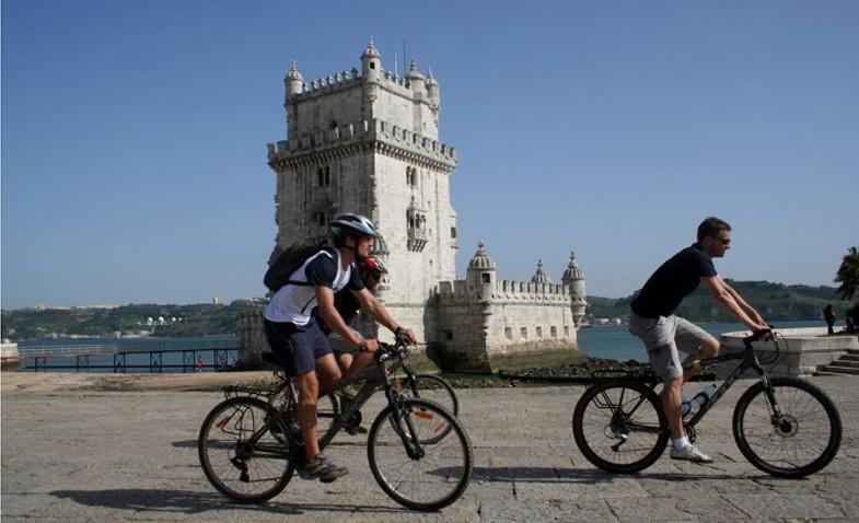 Lisboa en bicicleta Fuente: www.perfxp.com