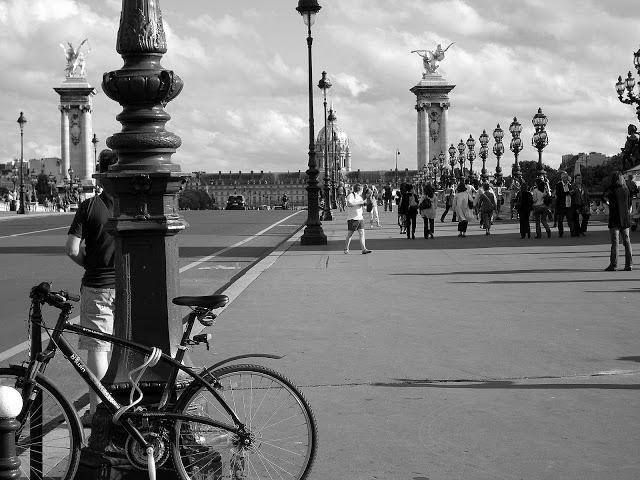 Paris en bicicleta Fuente: blogs.hoy.es