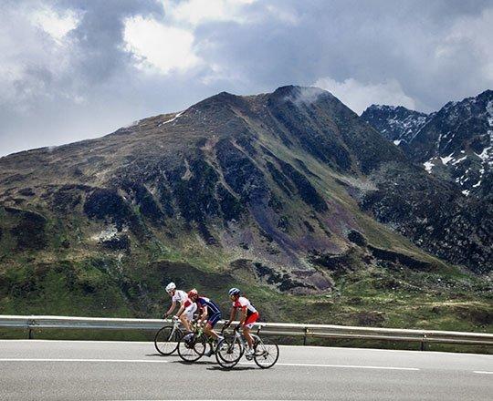 Andorra en bici Fuente:3.visitandorra.com