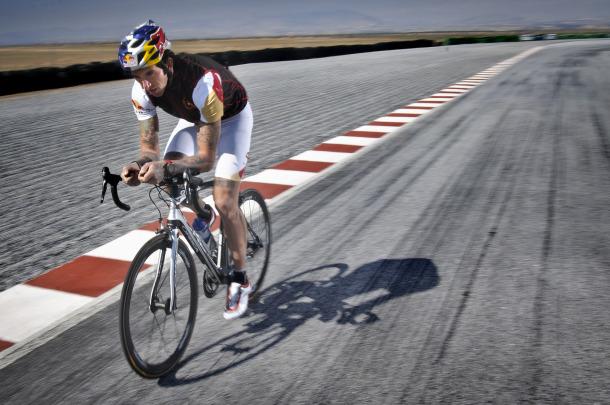 Agujetas en ciclistas Fuente: www.redbull.es