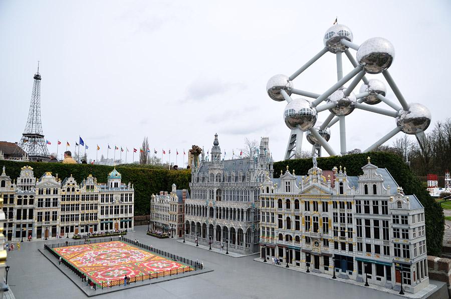 Bélgica en bici Fuente: www.bruselas.net