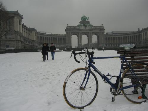 Bruselas en bici Fuente: vueltaabruselas.blogspot.com