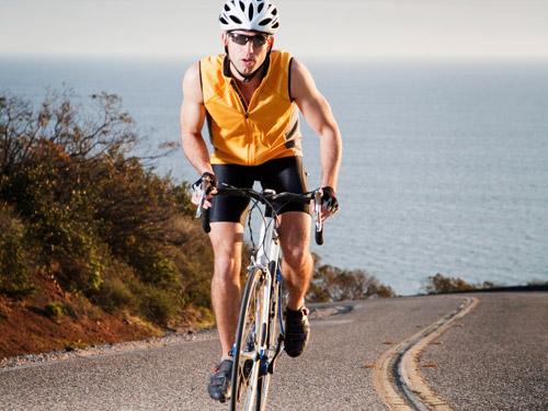 Lesiones y molestias de la bicicleta Fuentes:  erectiledoctor.com