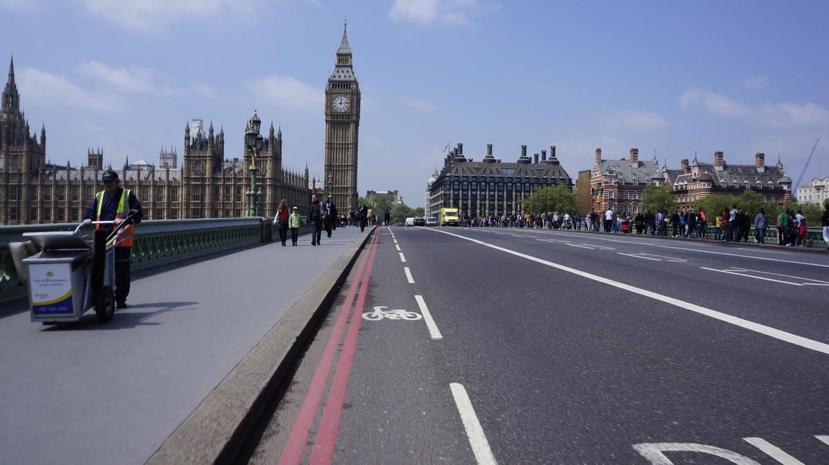 Londres en bici Fuente: ketari.wordpress.com