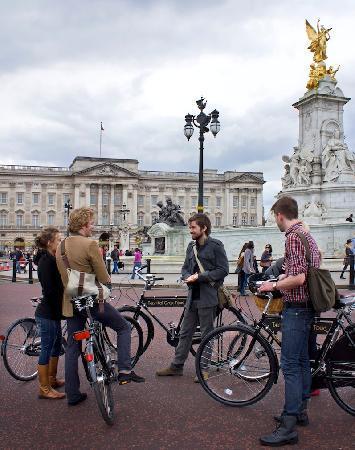 Londres en bici Fuente:  www.tripadvisor.com