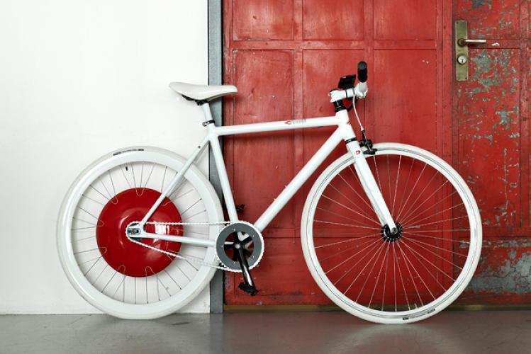 Bicicleta Eléctrica Fuente: www.fastcoexist.com