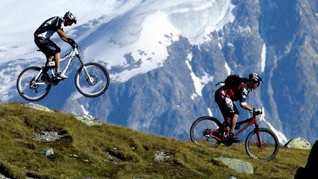 Bicicleta de montaña Fuente: www.biddus.com