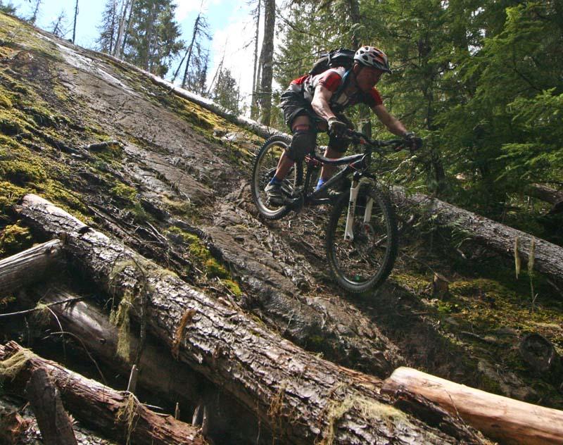 Bicicleta All Mountain Fuente: mountainbikevenezuela.blogspot.com