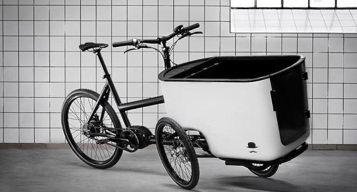 Bicicleta Carga Fuente: ecologismos.com