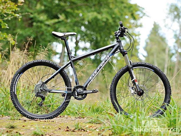 Bicicleta de Cross Country Fuente: www.mybike.com.co
