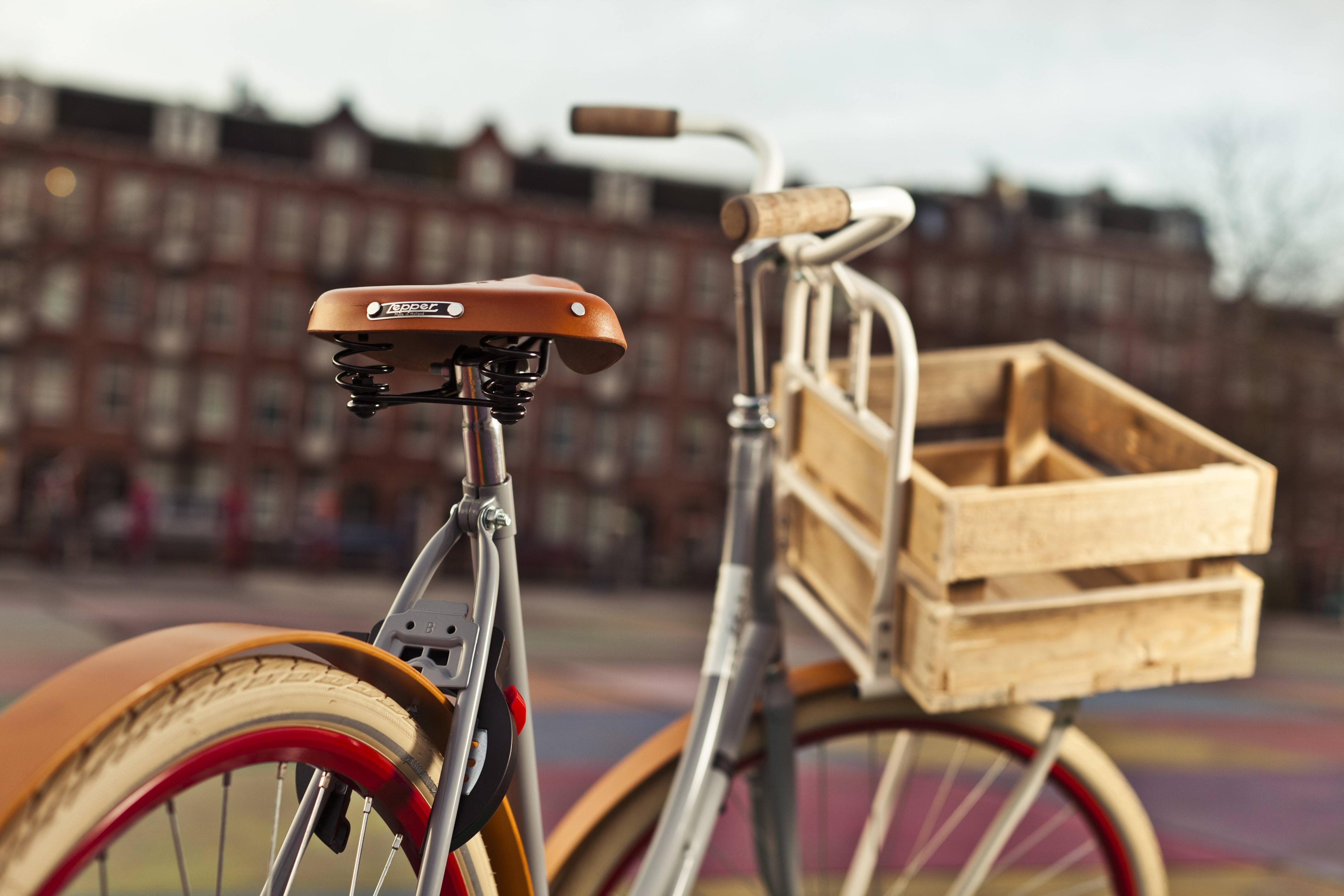 Bicicleta Holandesa Fuente: biciclasica.wordpress.com