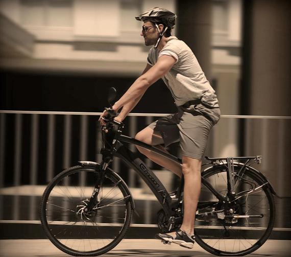 Bicicleta Treking Fuente: www.traveler.es