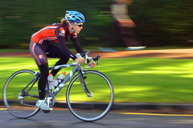 Entrenamientos en bici Fuente: biciclub.com