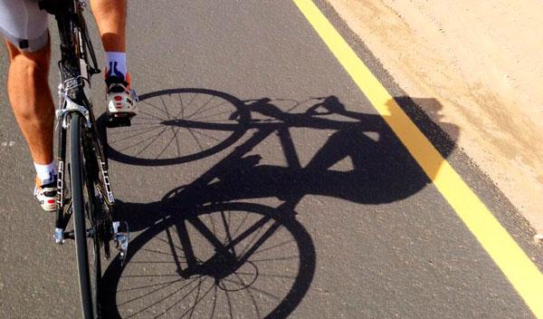 Entrenamientos en bici Fuente: formula1.autobild.es