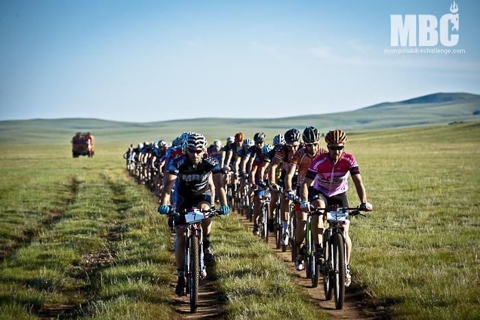 Mongolia Bike Challenge Fuente: xxcmag.com