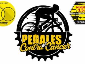 """I Marcha Cicloturista """"Pedales contra el Cáncer"""" Fuente: http://www.ciclismoafondo.es/"""