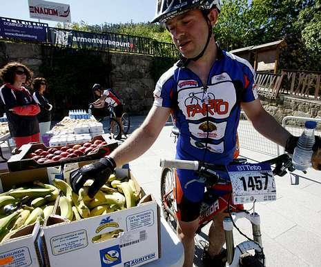 Recuperación tras un entrenamiento Fuente:  www.lavozdegalicia.es