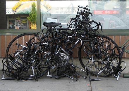 La bicicleta con seguridad Fuente: nosinmibici.com