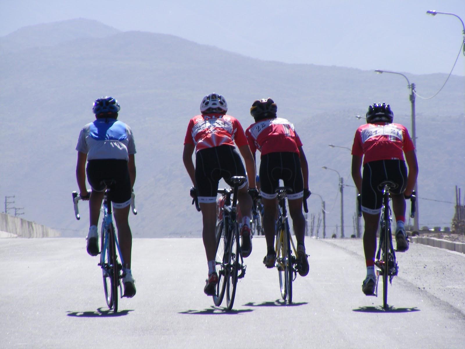 Consejos para los ciclistas noveles Fuente: iespalda.com