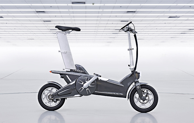 Ford se une a la bicicleta Fuente: chance4traveller.com