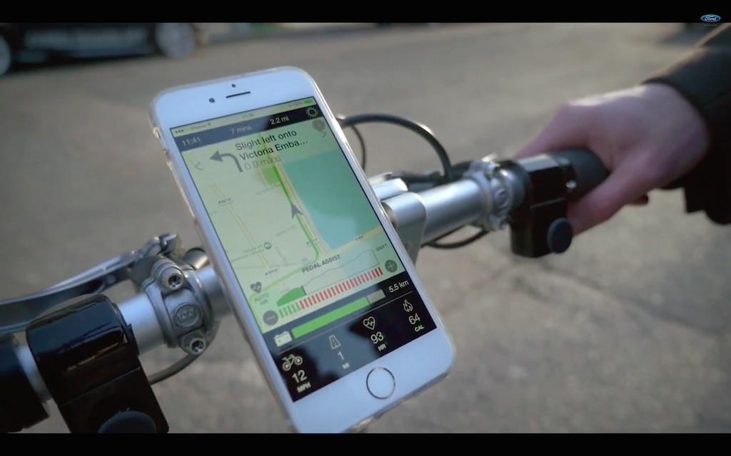 Ford se une a la bicicleta Fuente: www.trenologi.com