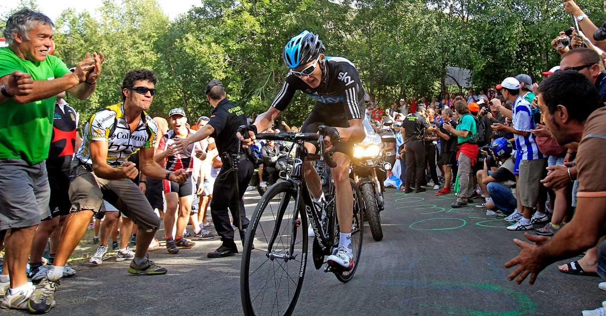 La mente en el ciclismo Fuente: www.marcaespana.es