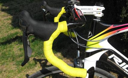 Manillar de la bicicleta Fuente:  www.esbici.com