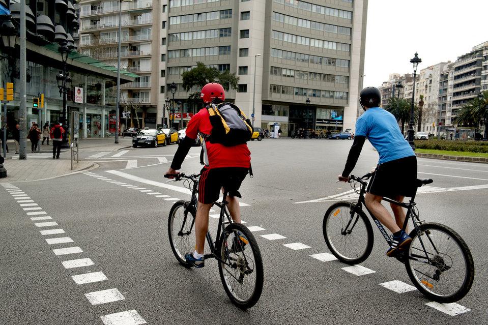 Multas en bicicletas Fuente:  www.lavanguardia.com