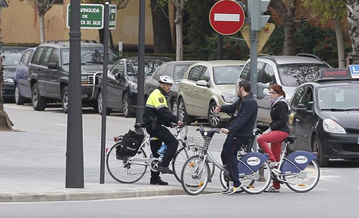 Multas en bicicletas Fuente: www.ciclosfera.com