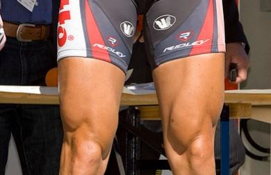 Piernas en bicicleta Fuente: www.pumpingironmag.org