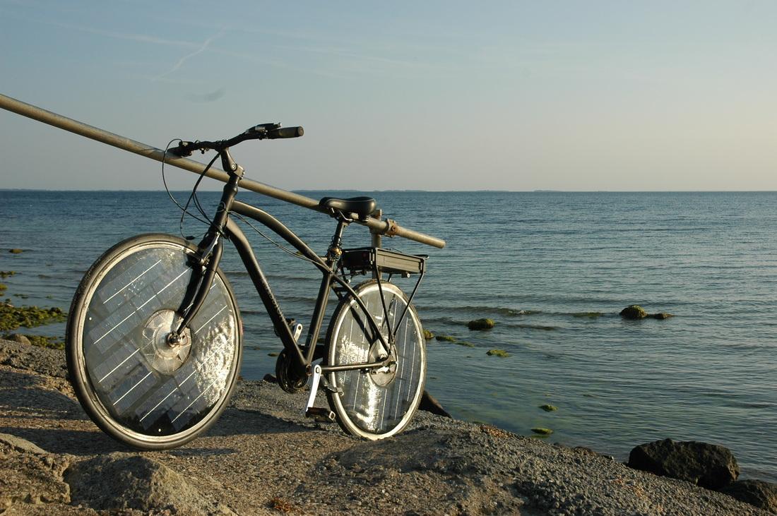 Solar Bike Fuente:  http://solar-bike.weebly.com/the-solarbike.html