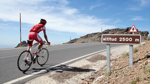 Entrenamientos a punto Fuente: comunidadciclismo.com